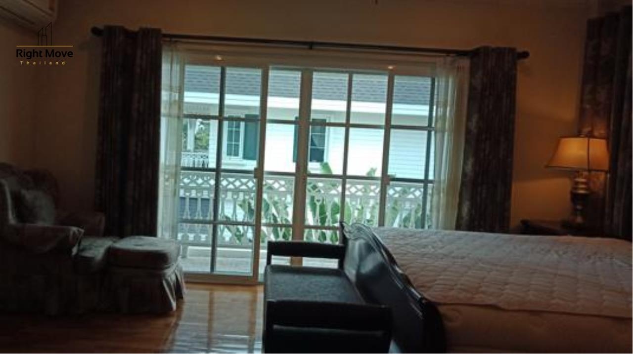 Right Move Thailand Agency's HR278 House For Rent 100,000 THB 3+1 Bedrooms 4 280 Sqm  15