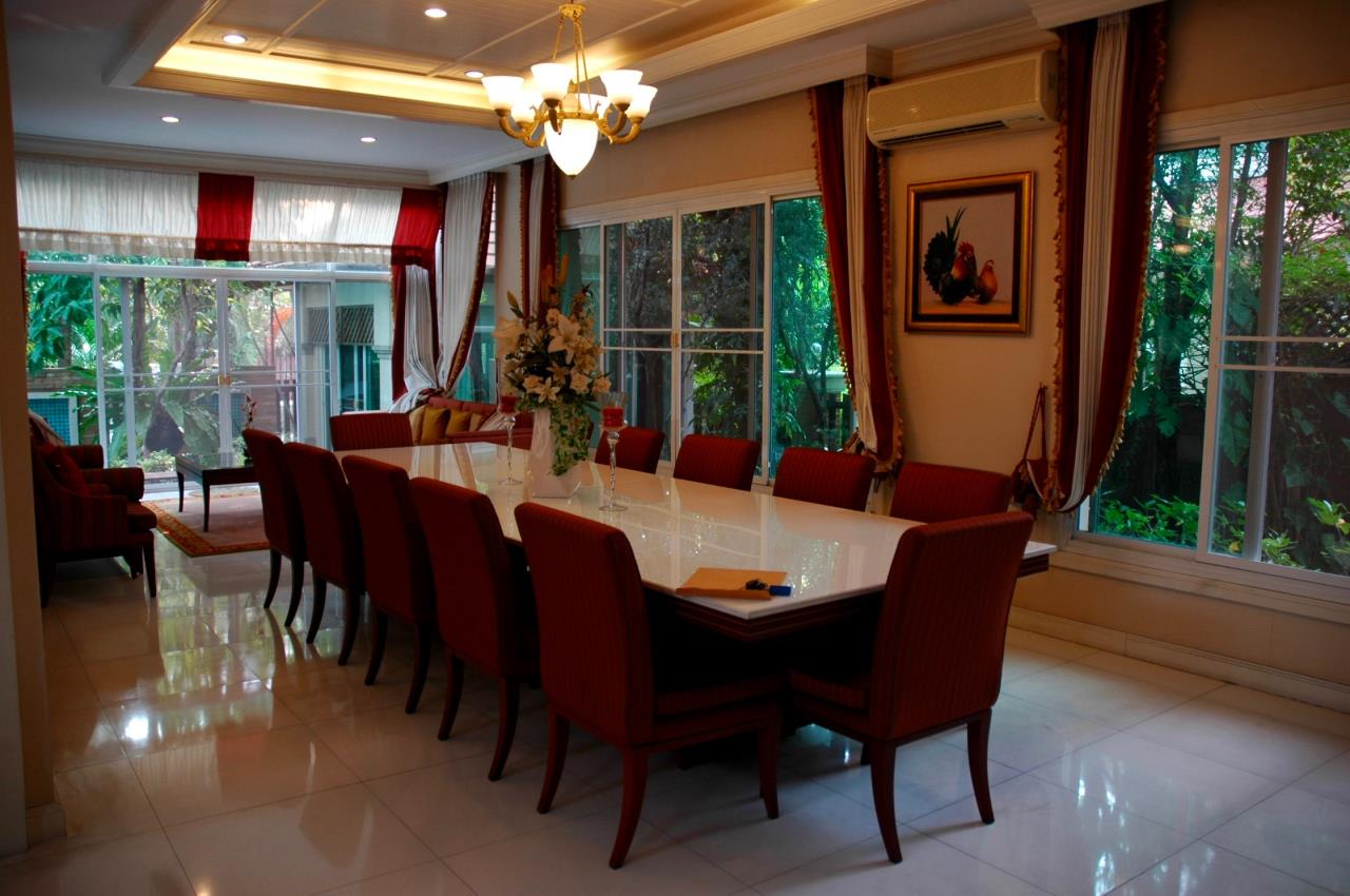 Right Move Thailand Agency's HR330 Pruekpirom House with private pool for sale - 53,530,000THB - 500 sqm. 2