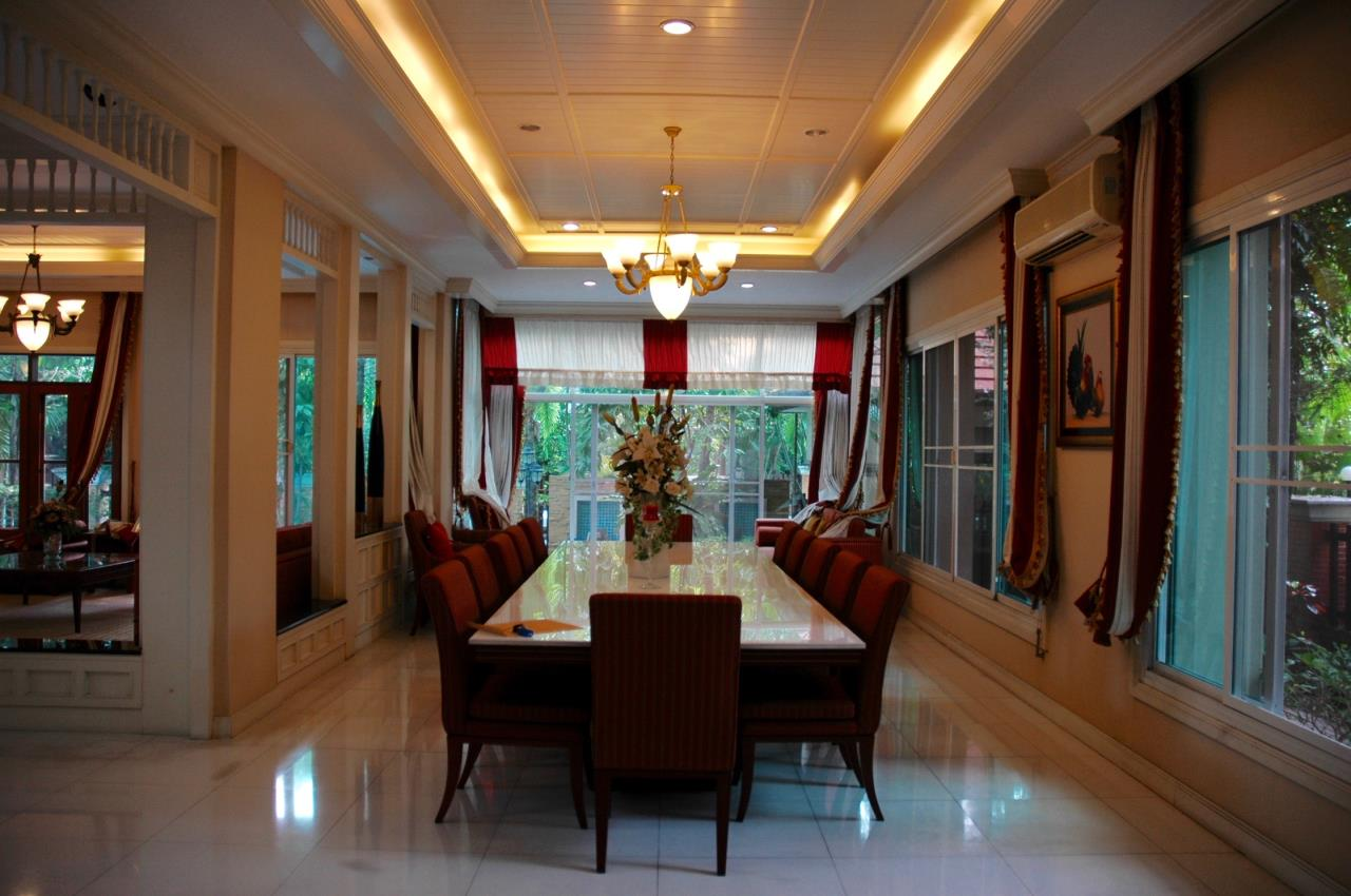 Right Move Thailand Agency's HR330 Pruekpirom House with private pool for sale - 53,530,000THB - 500 sqm. 1