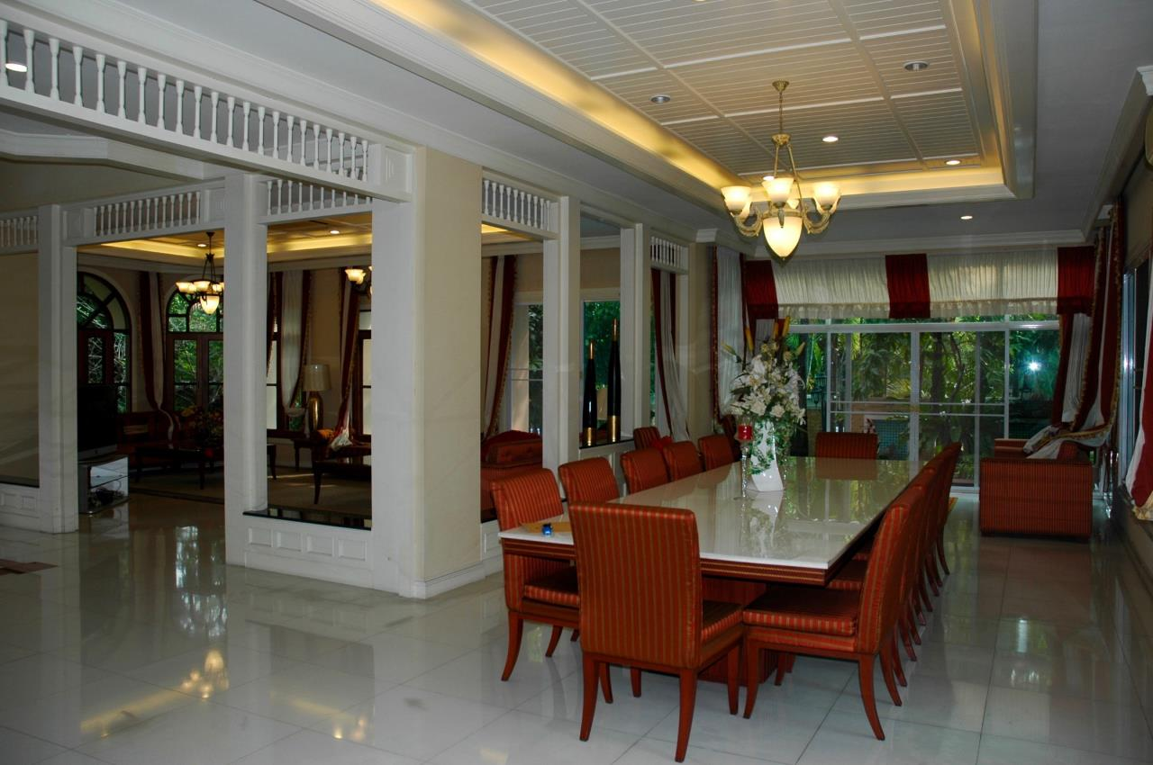 Right Move Thailand Agency's HR330 Pruekpirom House with private pool for sale - 53,530,000THB - 500 sqm. 4