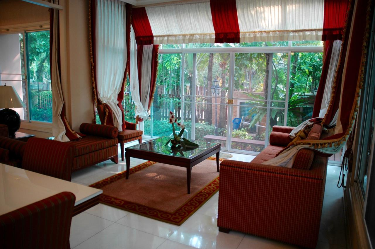 Right Move Thailand Agency's HR330 Pruekpirom House with private pool for sale - 53,530,000THB - 500 sqm. 3