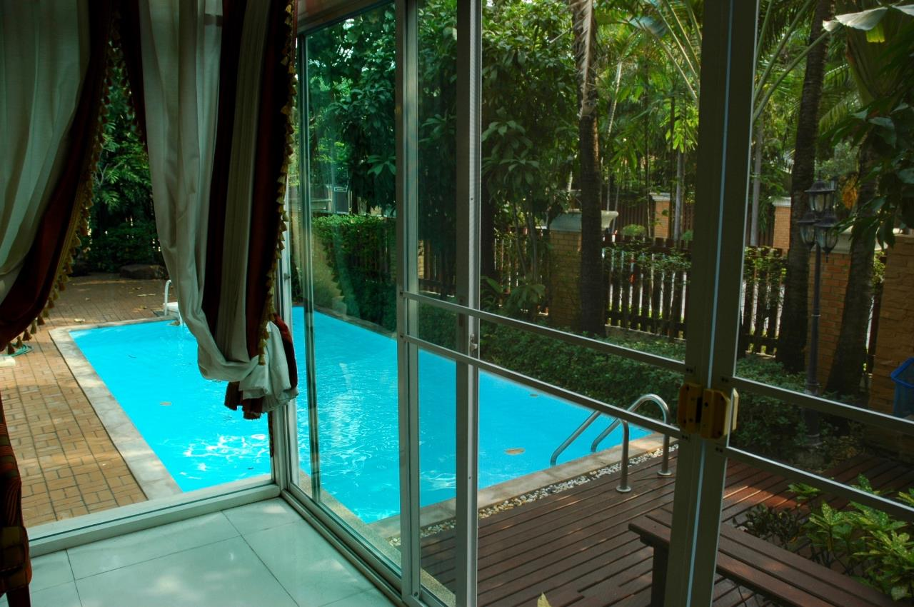 Right Move Thailand Agency's HR330 Pruekpirom House with private pool for sale - 53,530,000THB - 500 sqm. 8