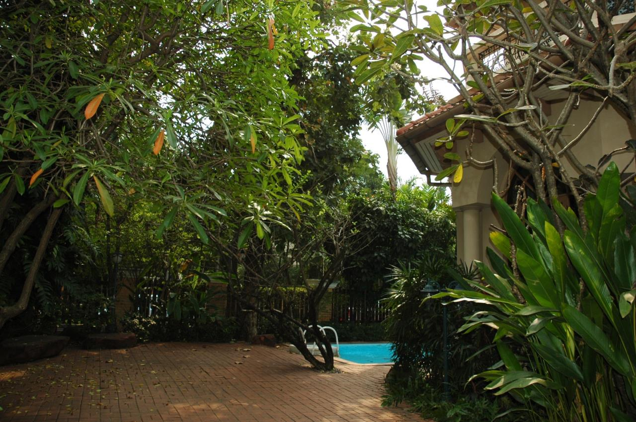 Right Move Thailand Agency's HR330 Pruekpirom House with private pool for sale - 53,530,000THB - 500 sqm. 29