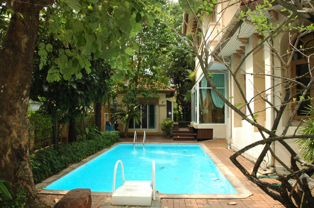 Right Move Thailand Agency's HR330 Pruekpirom House with private pool for sale - 53,530,000THB - 500 sqm. 31