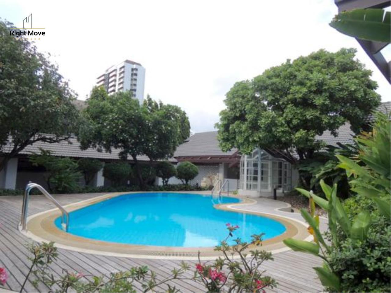 Right Move Thailand Agency's HR663 House With Private Pool For Rent 350,000 THB 4 Bedrooms 1000 Sqm 2