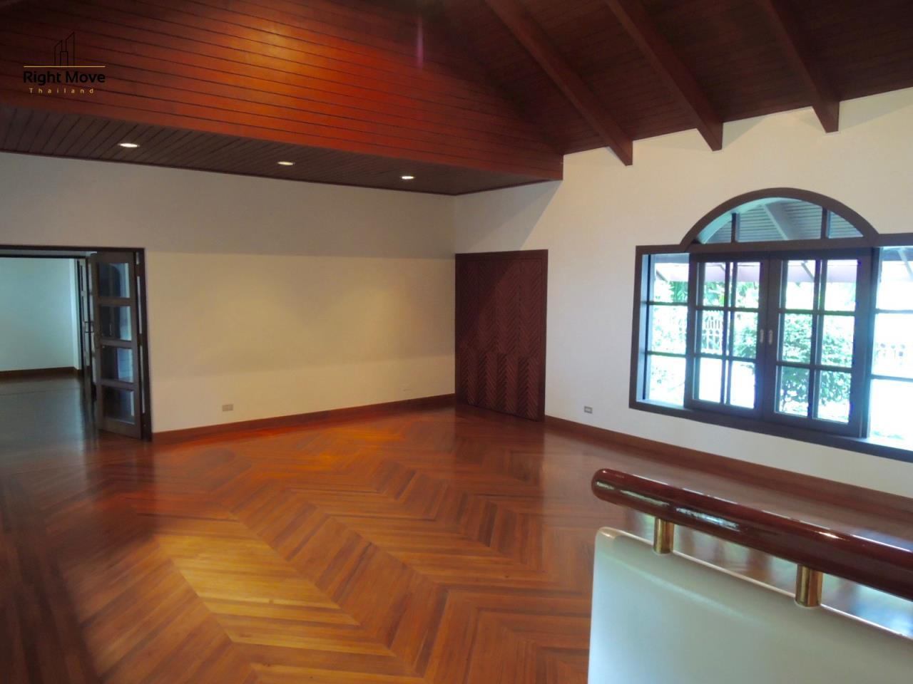 Right Move Thailand Agency's HR663 House With Private Pool For Rent 350,000 THB 4 Bedrooms 1000 Sqm 8