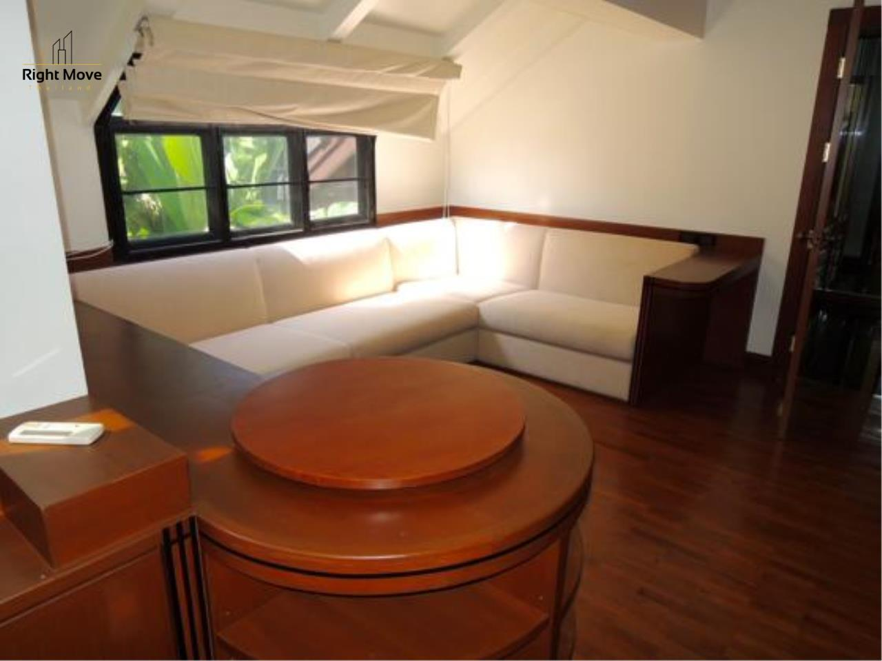 Right Move Thailand Agency's HR663 House With Private Pool For Rent 350,000 THB 4 Bedrooms 1000 Sqm 22