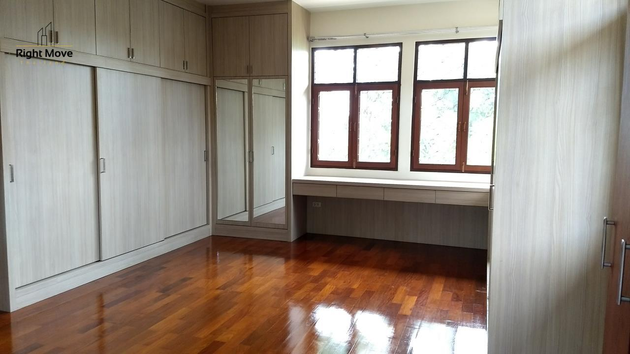 Right Move Thailand Agency's HR670 House For Rent 150,000 THB 6 Bedrooms 850 Sqm 9