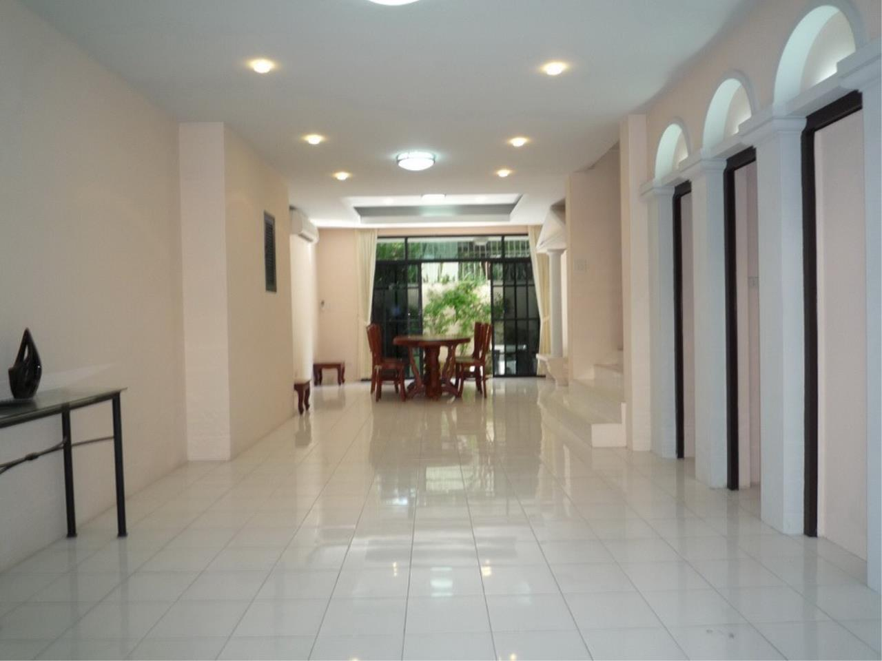 Right Move Thailand Agency's HR707 For Rent Townhouse Chicha Castle 3 Bedrooms For Rent 65,000 THB 2