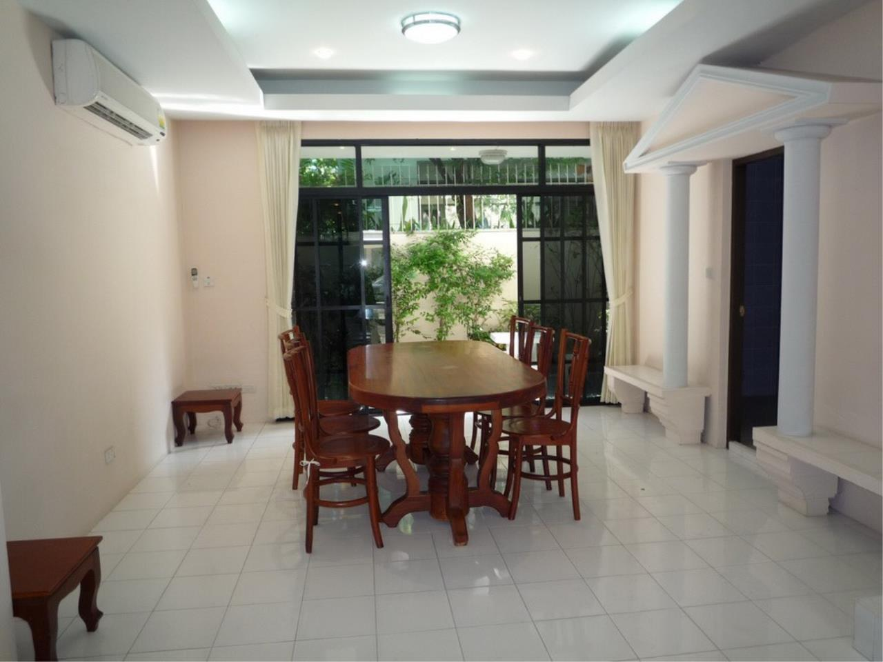 Right Move Thailand Agency's HR707 For Rent Townhouse Chicha Castle 3 Bedrooms For Rent 65,000 THB 3