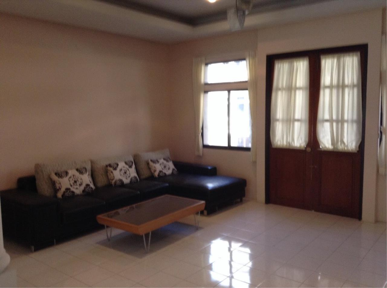 Right Move Thailand Agency's HR707 For Rent Townhouse Chicha Castle 3 Bedrooms For Rent 65,000 THB 5