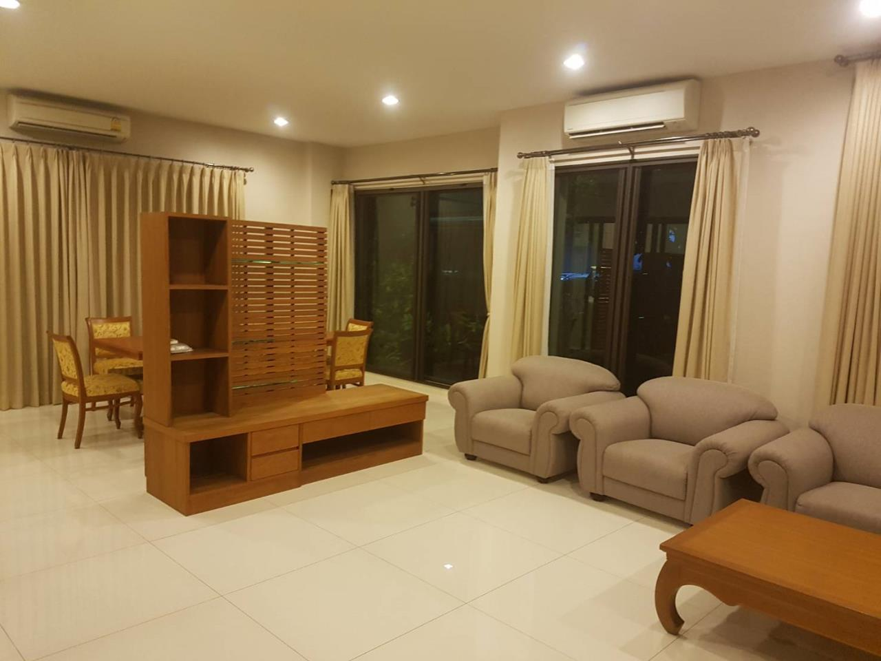 Right Move Thailand Agency's Single House 3 Bedrooms in Ladprao For Rent 130,000 THB 1