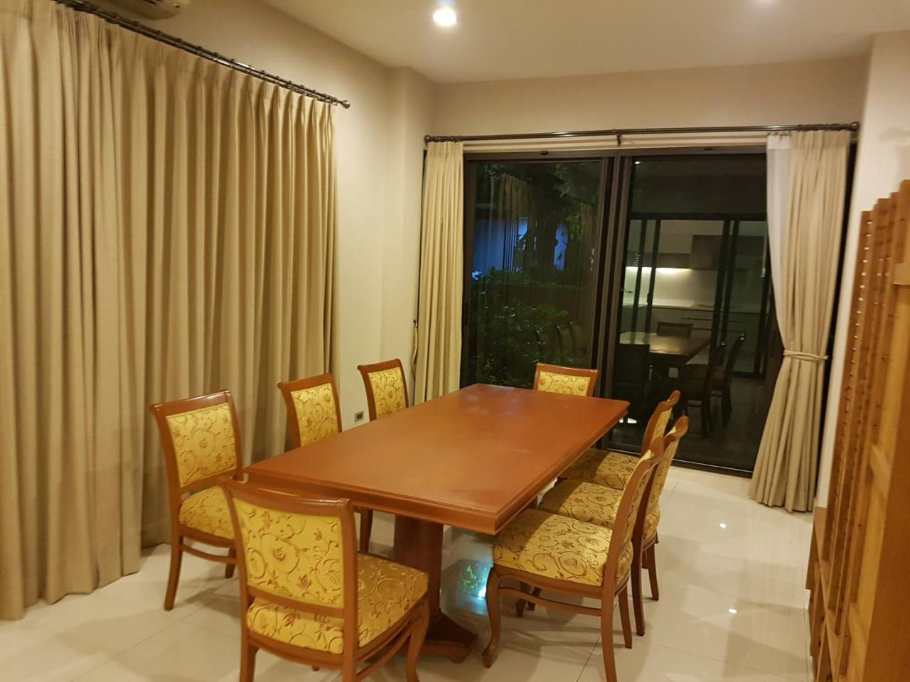 Right Move Thailand Agency's Single House 3 Bedrooms in Ladprao For Rent 130,000 THB 2