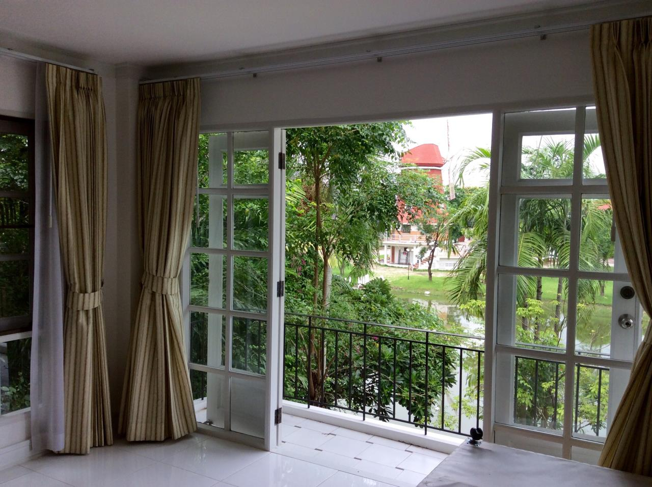Right Move Thailand Agency's Single House at Wind Mill Summit For Rent 120,000 THB 1