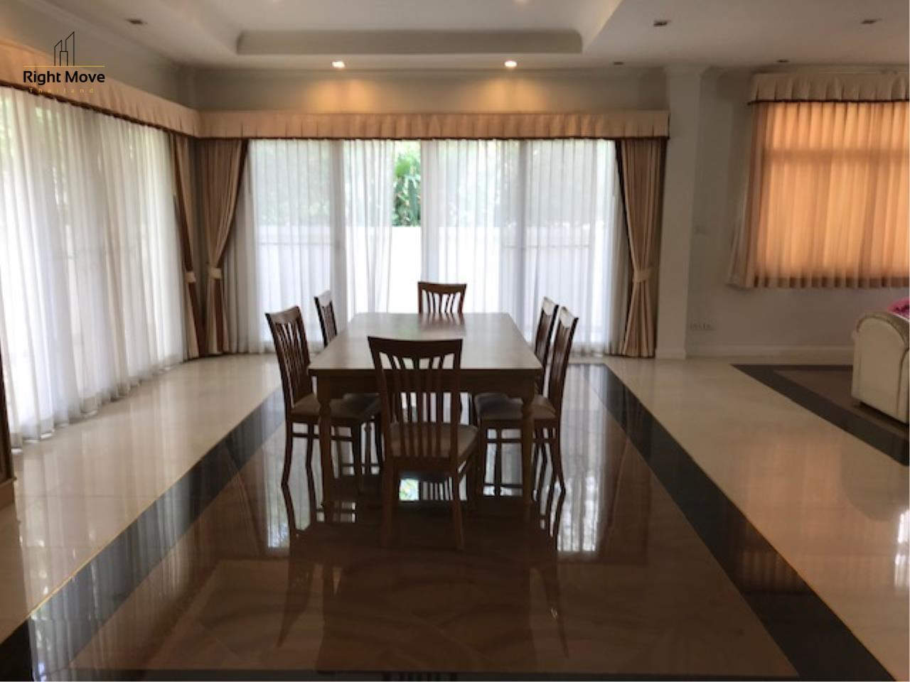 Right Move Thailand Agency's HR781 House For Rent 60,000 THB 3 Bedrooms 120sqw  1