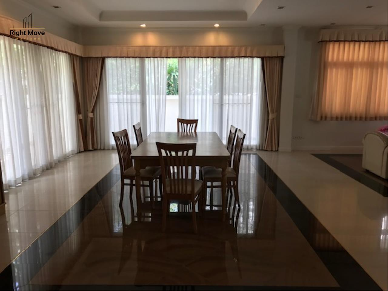 Right Move Thailand Agency's HR781 House For Rent 60,000 THB 3 Bedrooms 120sqw  2