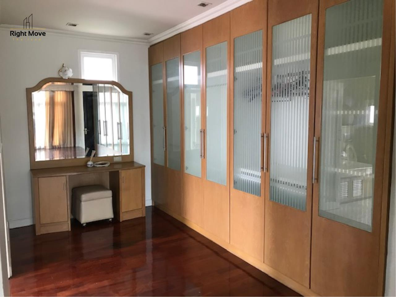 Right Move Thailand Agency's HR781 House For Rent 60,000 THB 3 Bedrooms 120sqw  5
