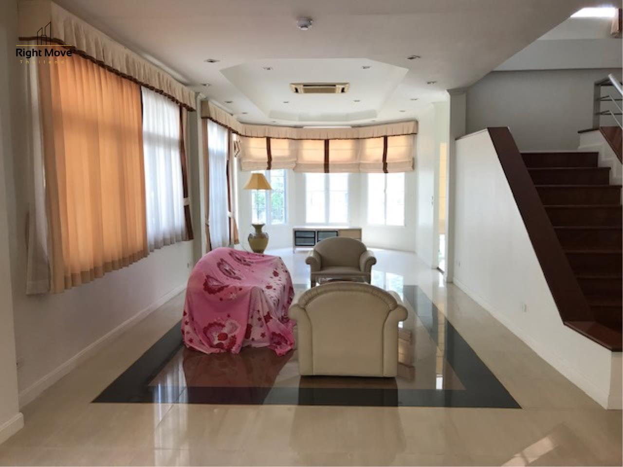 Right Move Thailand Agency's HR781 House For Rent 60,000 THB 3 Bedrooms 120sqw  9
