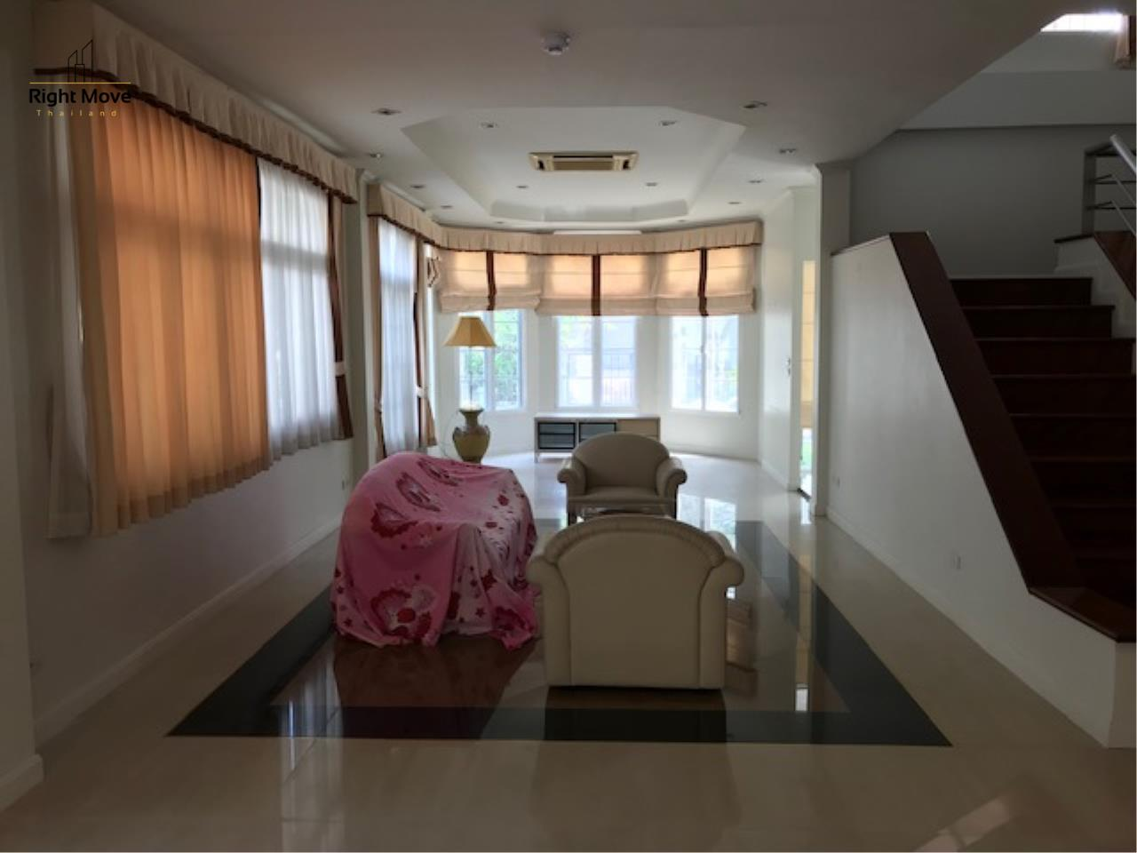 Right Move Thailand Agency's HR781 House For Rent 60,000 THB 3 Bedrooms 120sqw  10