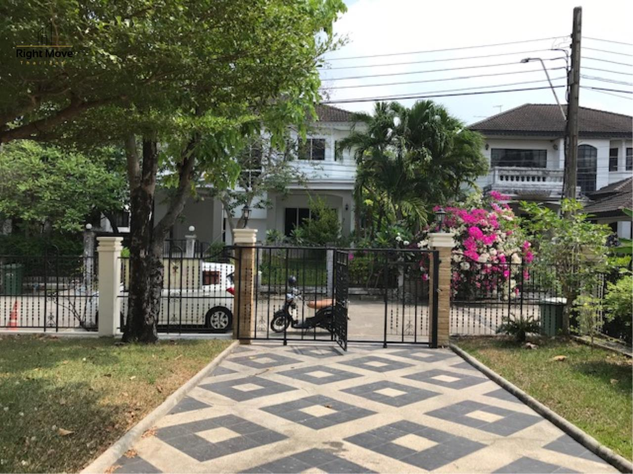 Right Move Thailand Agency's HR781 House For Rent 60,000 THB 3 Bedrooms 120sqw  13