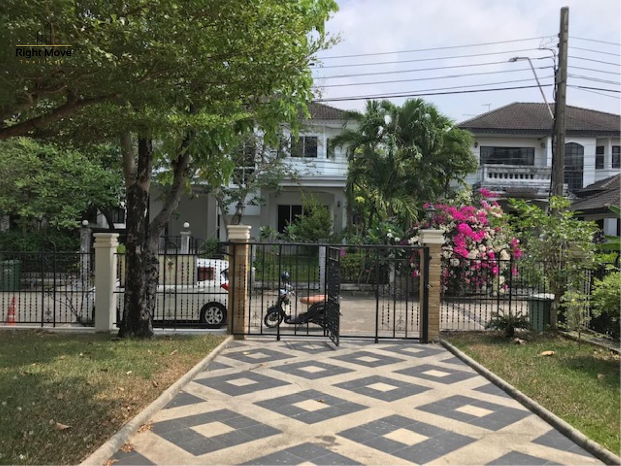 Right Move Thailand Agency's HR781 House For Rent 60,000 THB 3 Bedrooms 120sqw  14