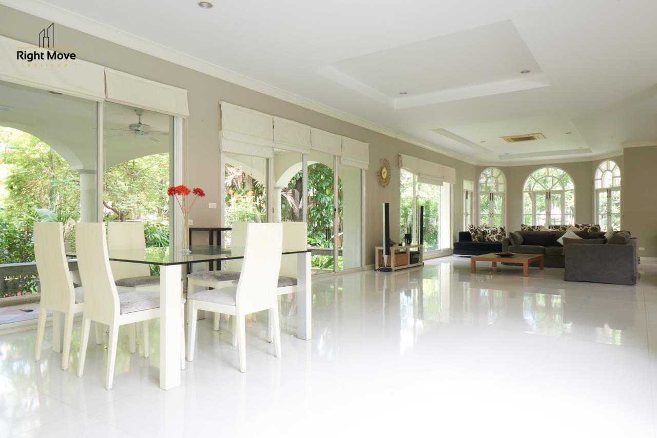 Right Move Thailand Agency's HR786 Pruekpirom House For Sale 65,000,000 THB - 325 Sqw 3