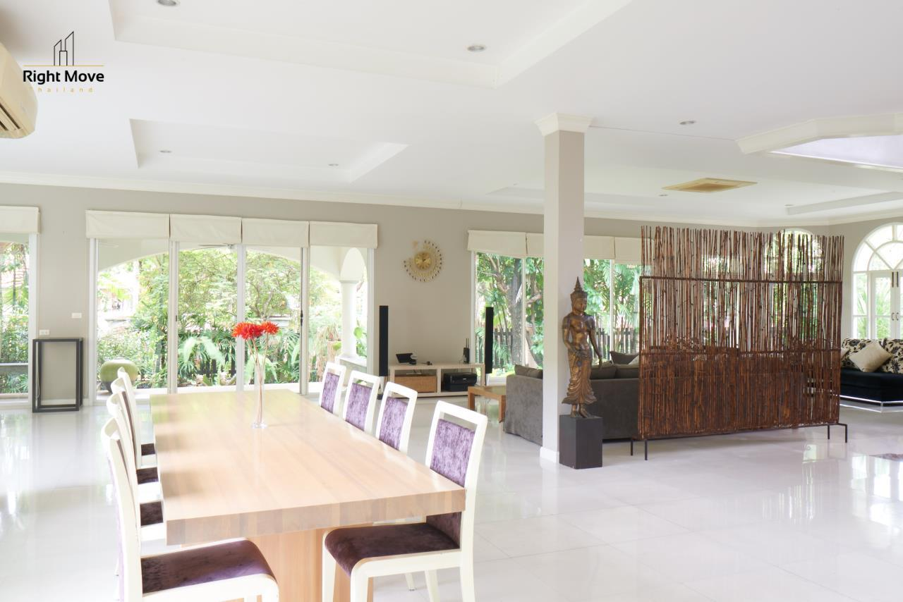 Right Move Thailand Agency's HR786 Pruekpirom House For Sale 65,000,000 THB - 325 Sqw 11
