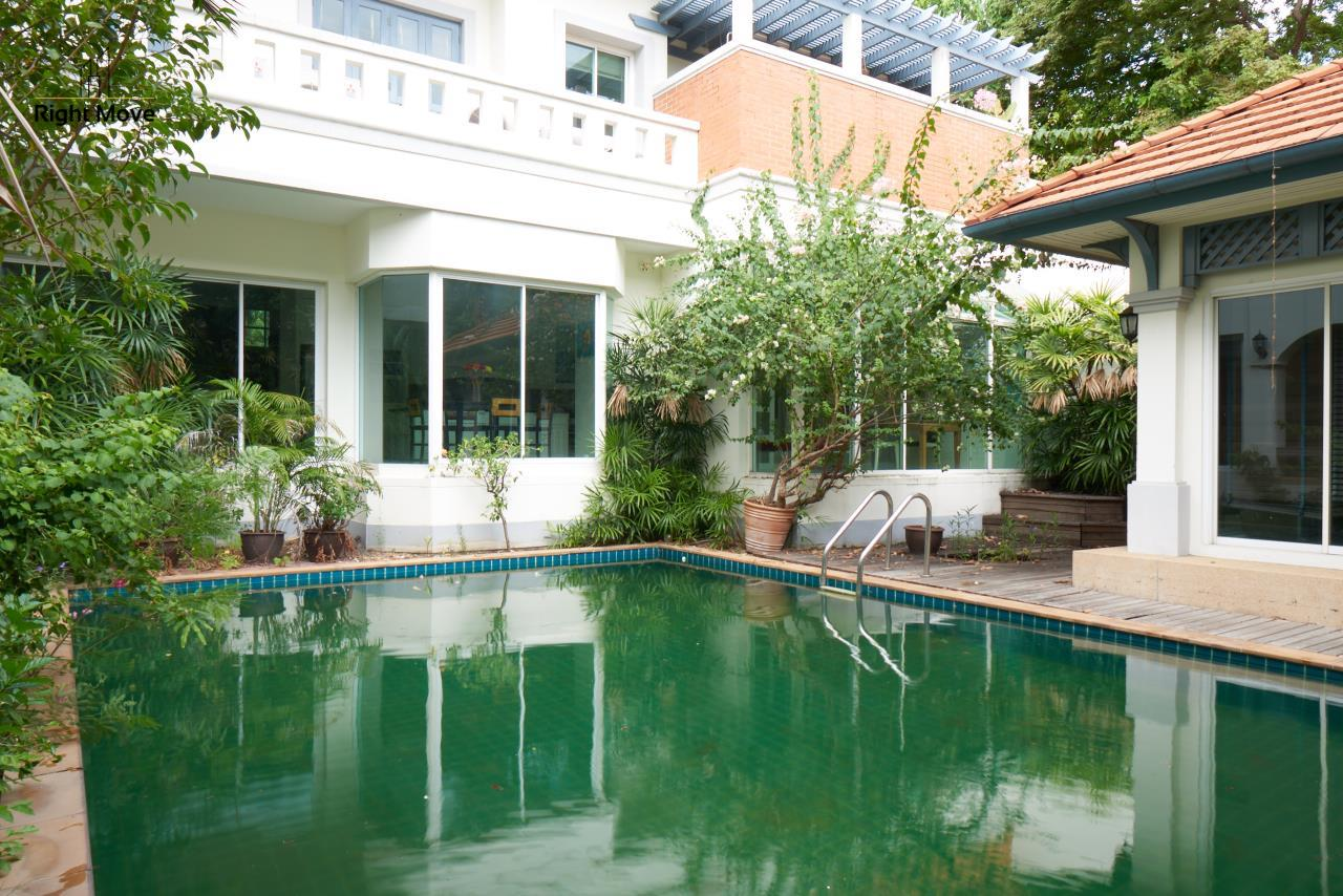 Right Move Thailand Agency's HR786 Pruekpirom House For Sale 65,000,000 THB - 325 Sqw 26
