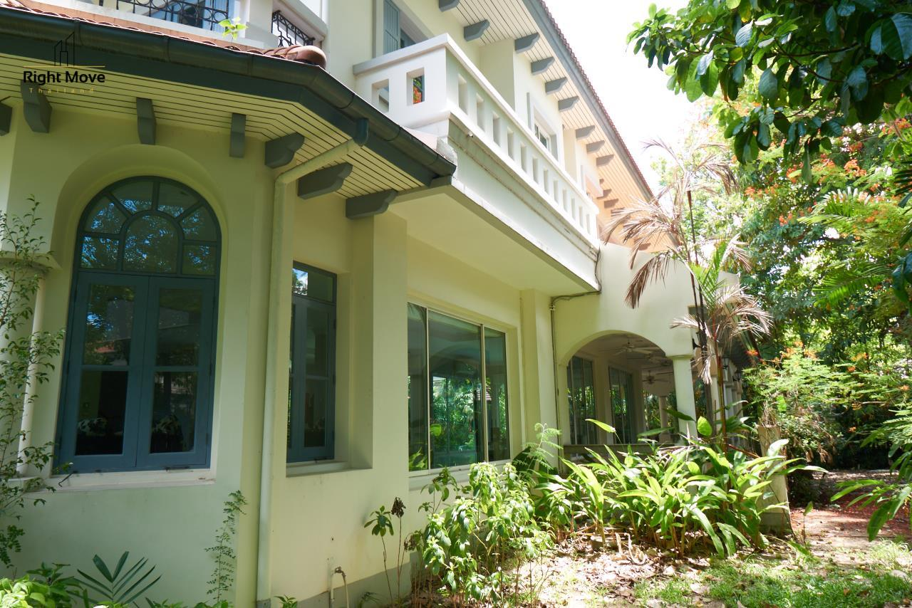 Right Move Thailand Agency's HR786 Pruekpirom House For Sale 65,000,000 THB - 325 Sqw 28