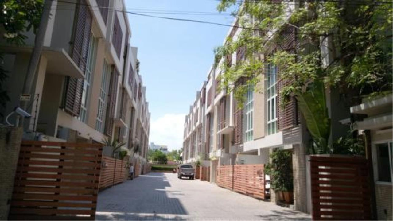 Right Move Thailand Agency's HR795 Townhouse For Rent 95,000 THB 3 Bedrooms 450 Sqm 1