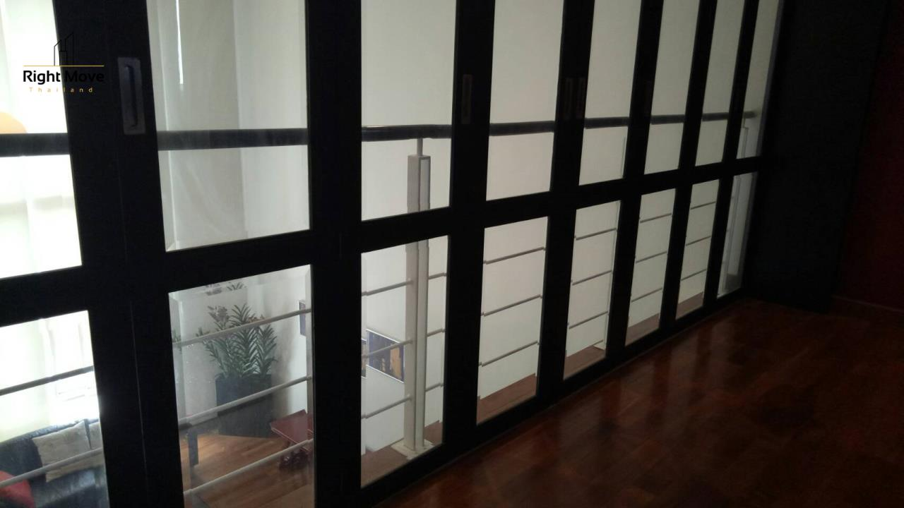 Right Move Thailand Agency's HR795 Townhouse For Rent 95,000 THB 3 Bedrooms 450 Sqm 18