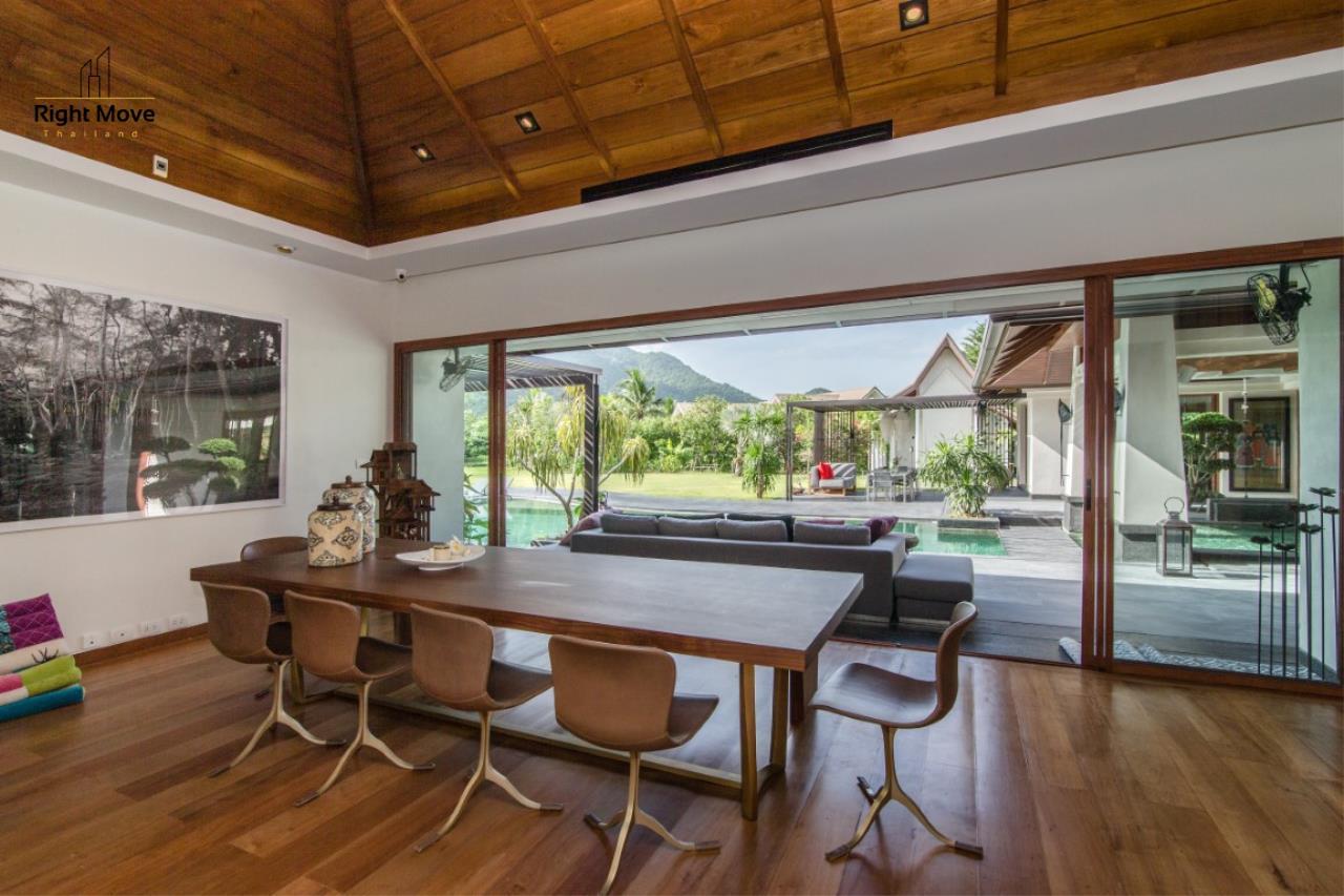 Right Move Thailand Agency's HR853 Hua Hin Villa for sale 200,000,000 THB - 2 Rai - Private Pool 20
