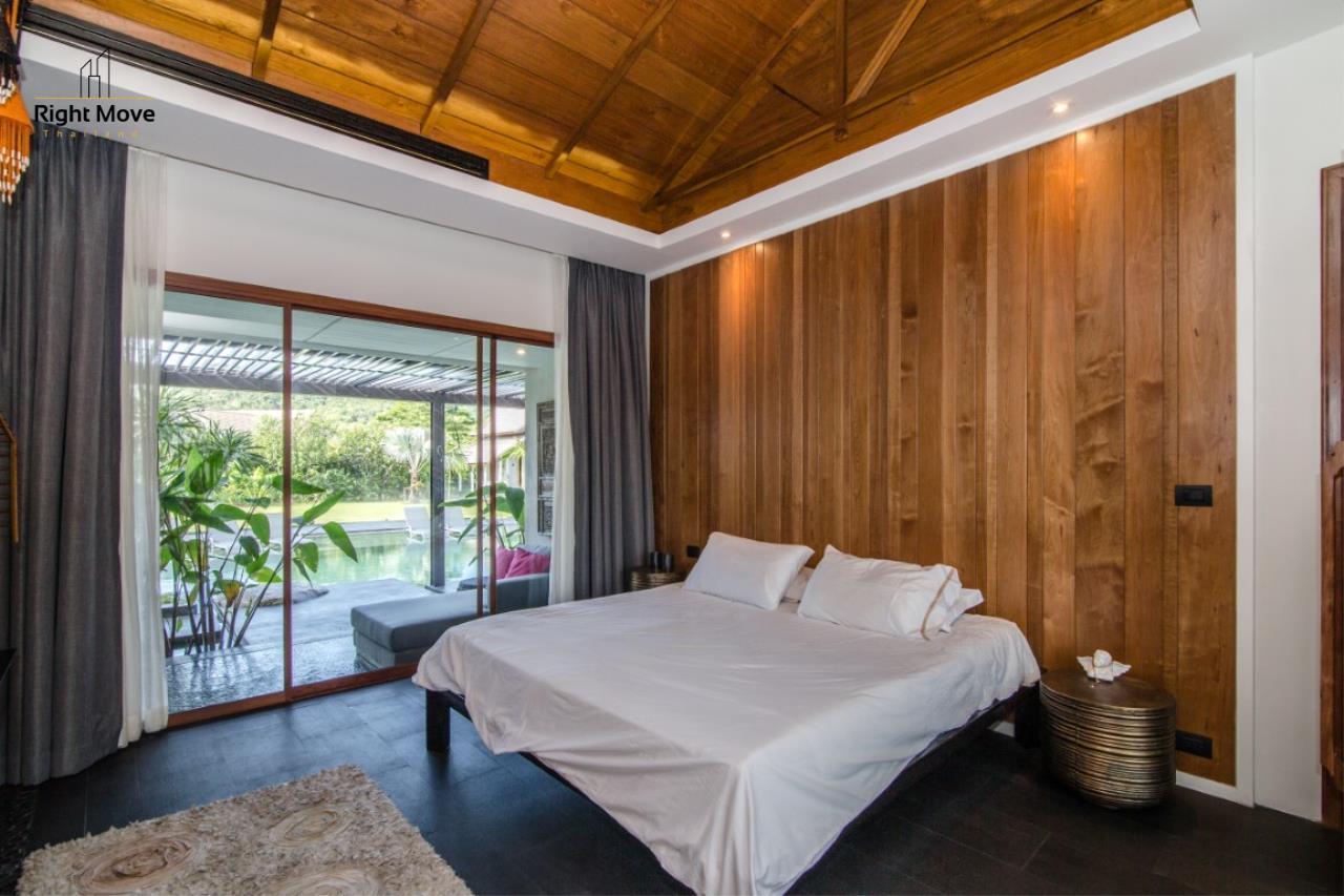 Right Move Thailand Agency's HR853 Hua Hin Villa for sale 200,000,000 THB - 2 Rai - Private Pool 14