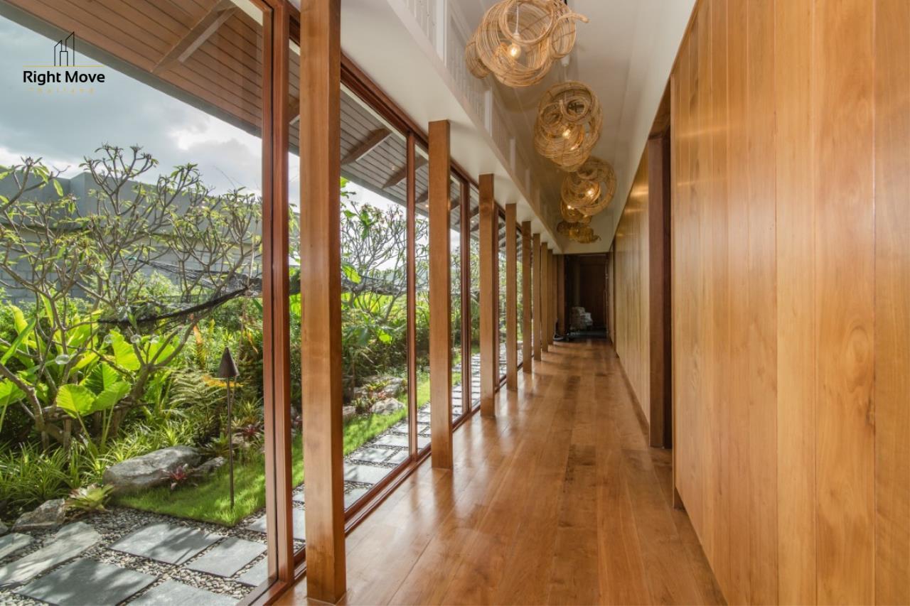 Right Move Thailand Agency's HR853 Hua Hin Villa for sale 200,000,000 THB - 2 Rai - Private Pool 21