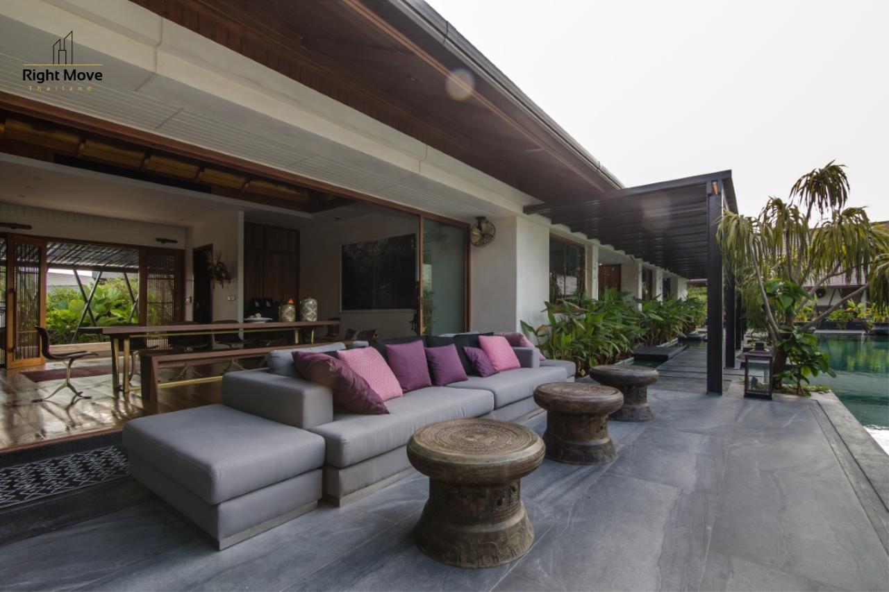 Right Move Thailand Agency's HR853 Hua Hin Villa for sale 200,000,000 THB - 2 Rai - Private Pool 10