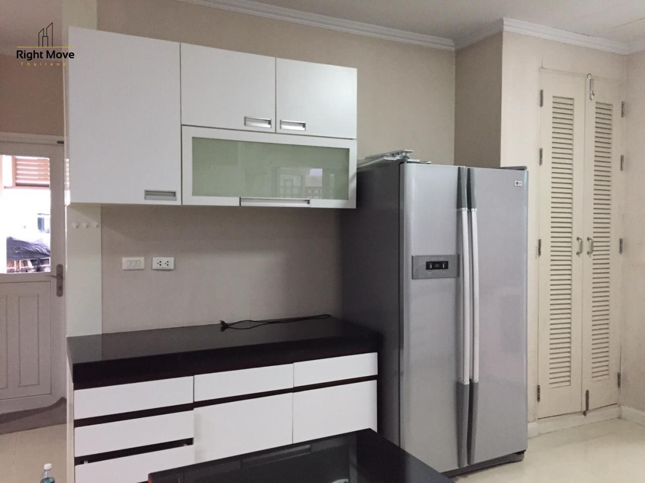 Right Move Thailand Agency's HR854 House For Rent 78,000 THB 3 Bedrooms 400 Sqm  7