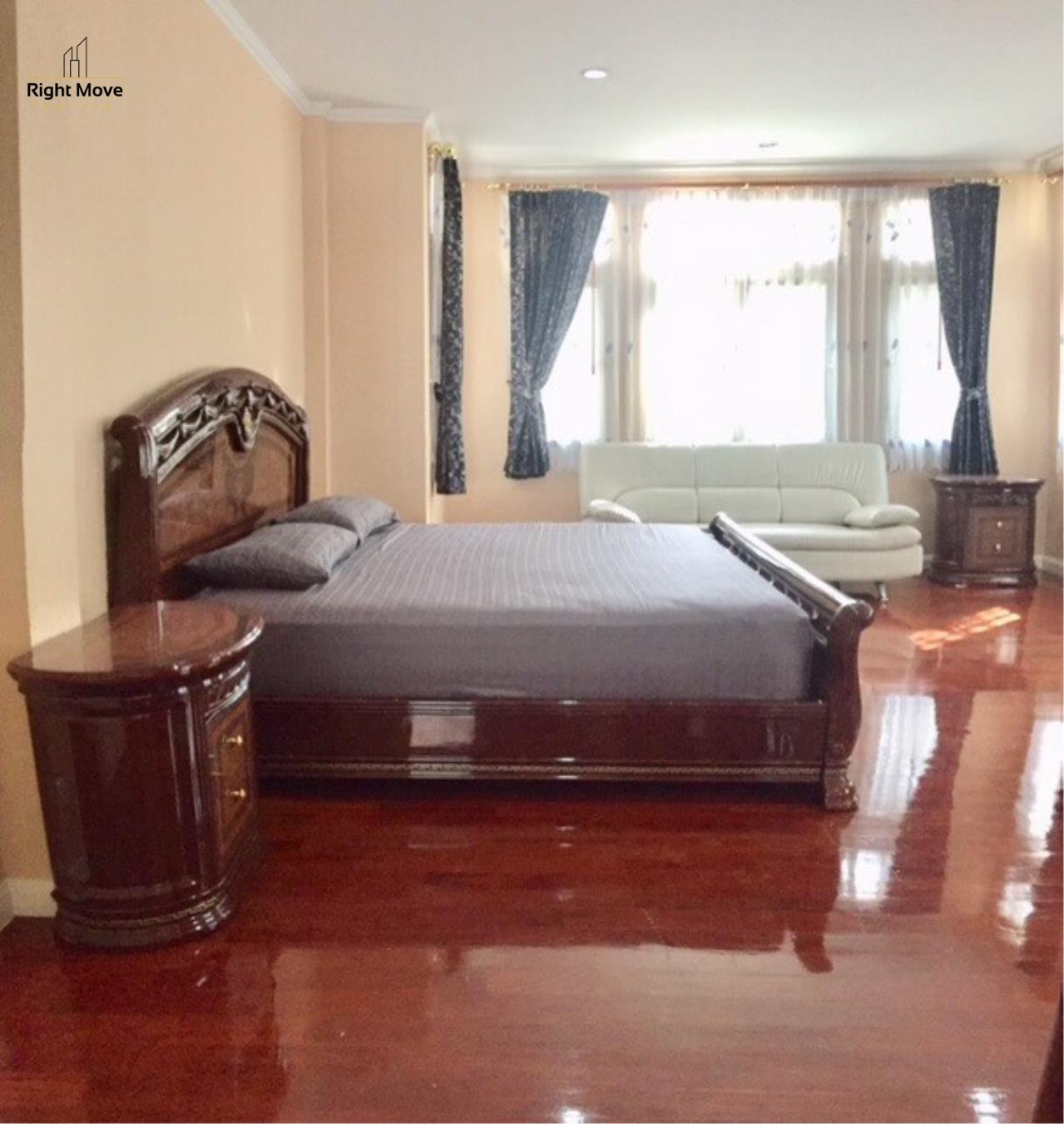 Right Move Thailand Agency's HR854 House For Rent 78,000 THB 3 Bedrooms 400 Sqm  8