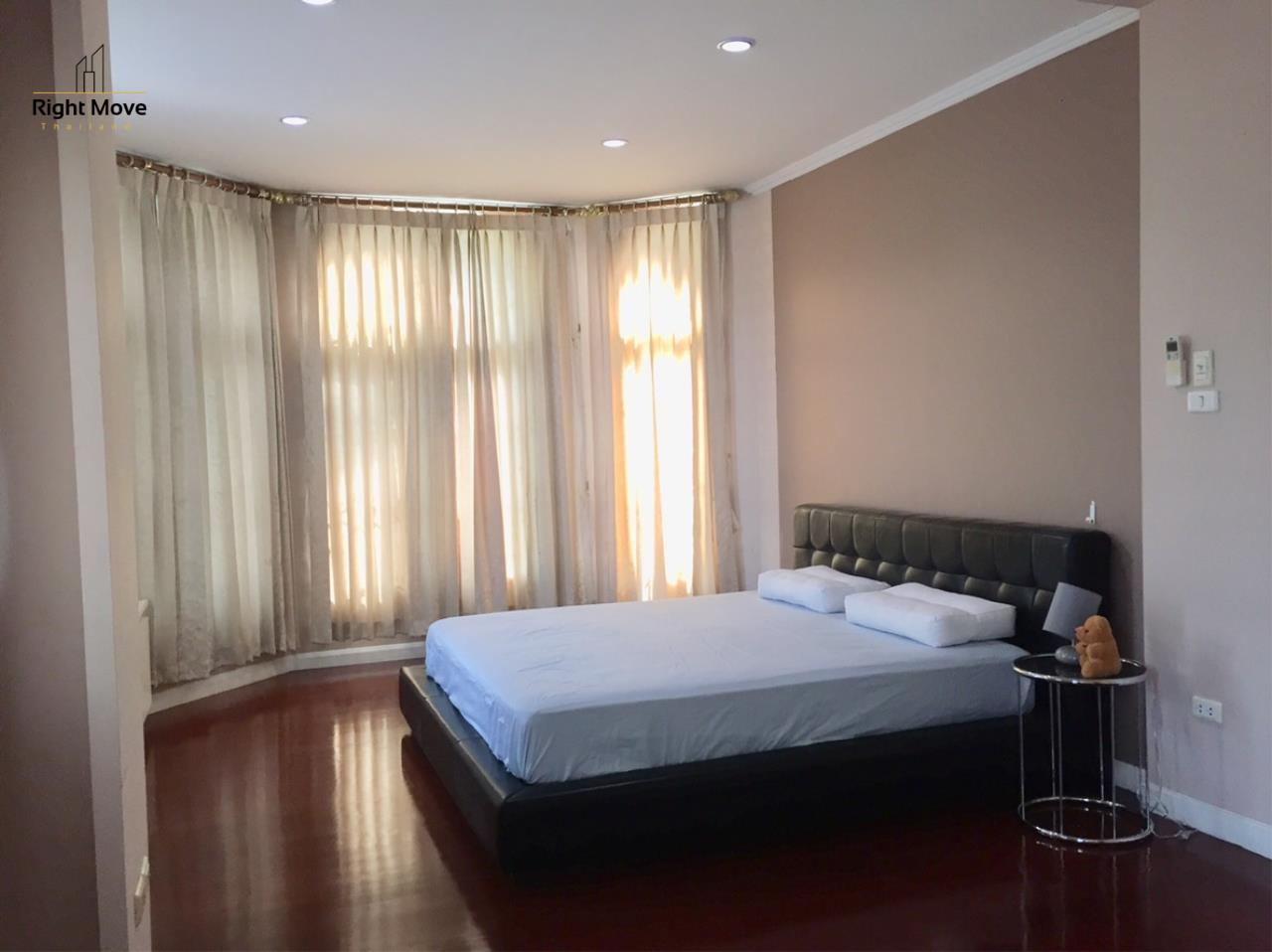 Right Move Thailand Agency's HR854 House For Rent 78,000 THB 3 Bedrooms 400 Sqm  9