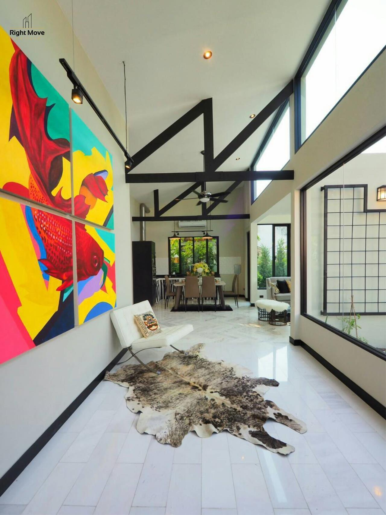 Right Move Thailand Agency's HR874 Single House For Sale 16,500,000 THB 2 Bedrooms 50 Sqw 4