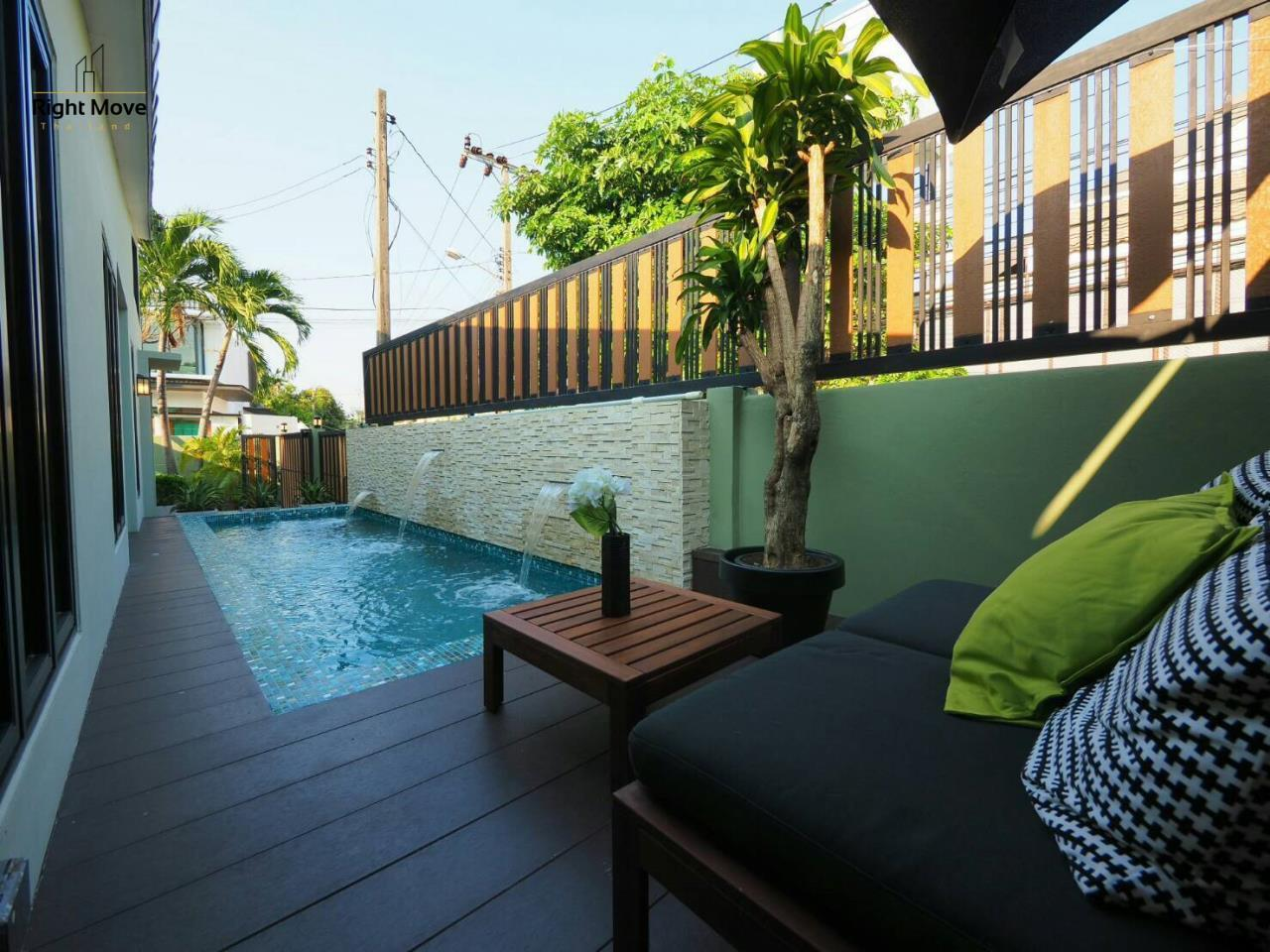Right Move Thailand Agency's HR874 Single House For Sale 16,500,000 THB 2 Bedrooms 50 Sqw 5