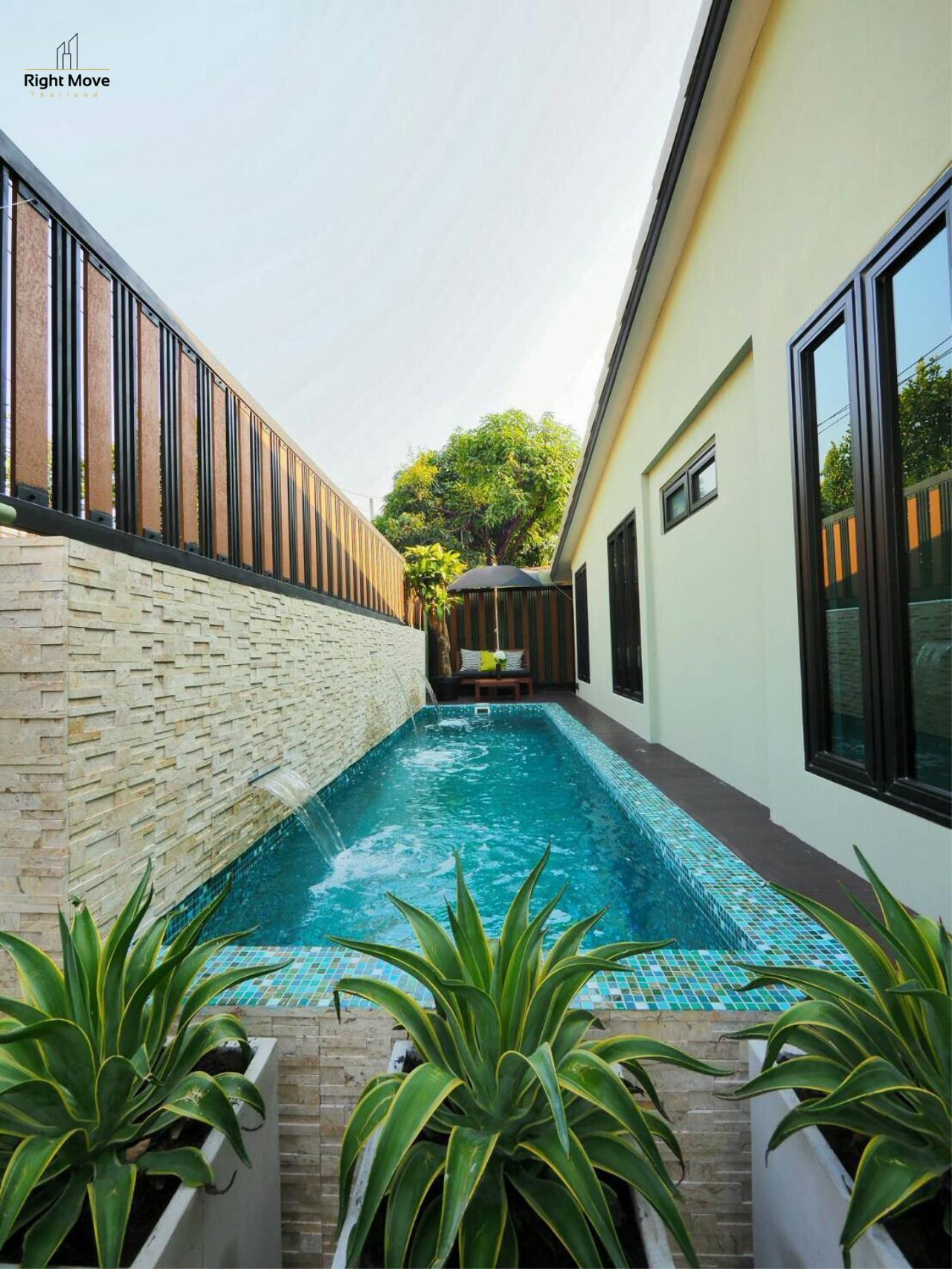 Right Move Thailand Agency's HR874 Single House For Sale 16,500,000 THB 2 Bedrooms 50 Sqw 6