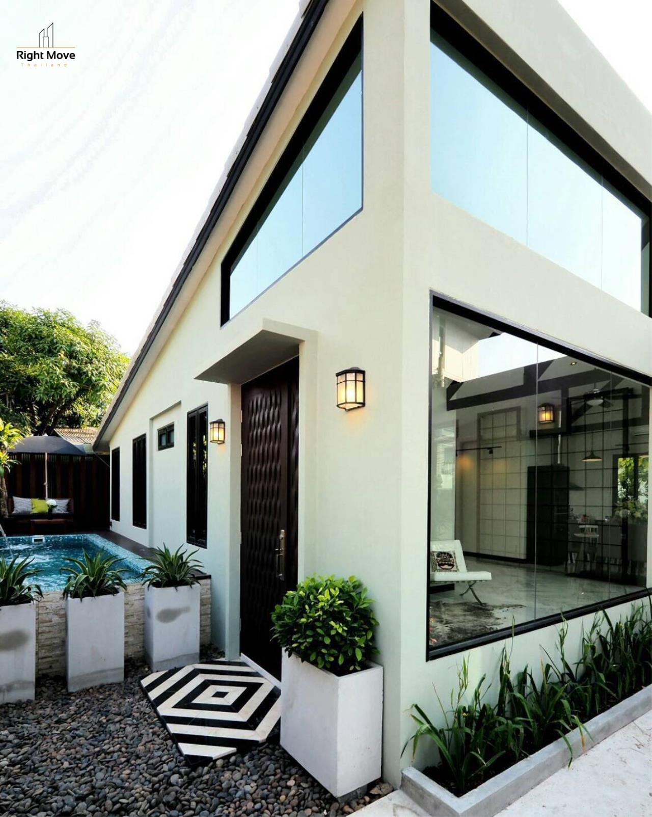 Right Move Thailand Agency's HR874 Single House For Sale 16,500,000 THB 2 Bedrooms 50 Sqw 8