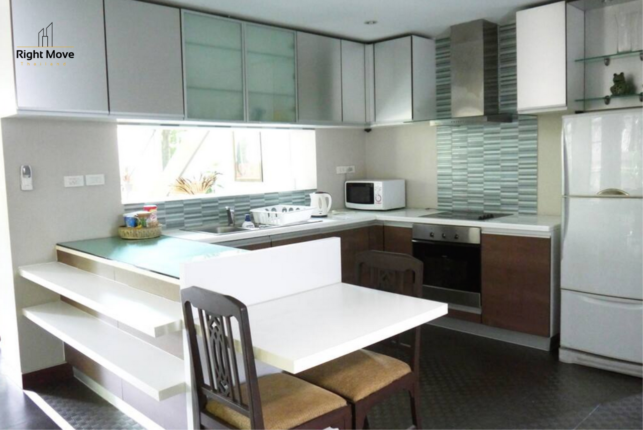 Right Move Thailand Agency's HR933 House with Private Pool For Rent 165,000 THB 3 Bedrooms 400 Sqm 8