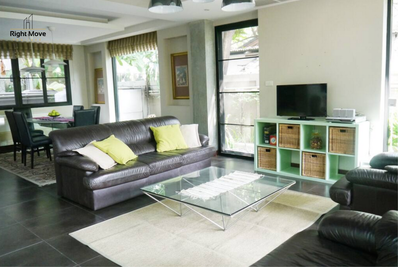 Right Move Thailand Agency's HR933 House with Private Pool For Rent 185,000 THB 3 Bedrooms 400 Sqm 1