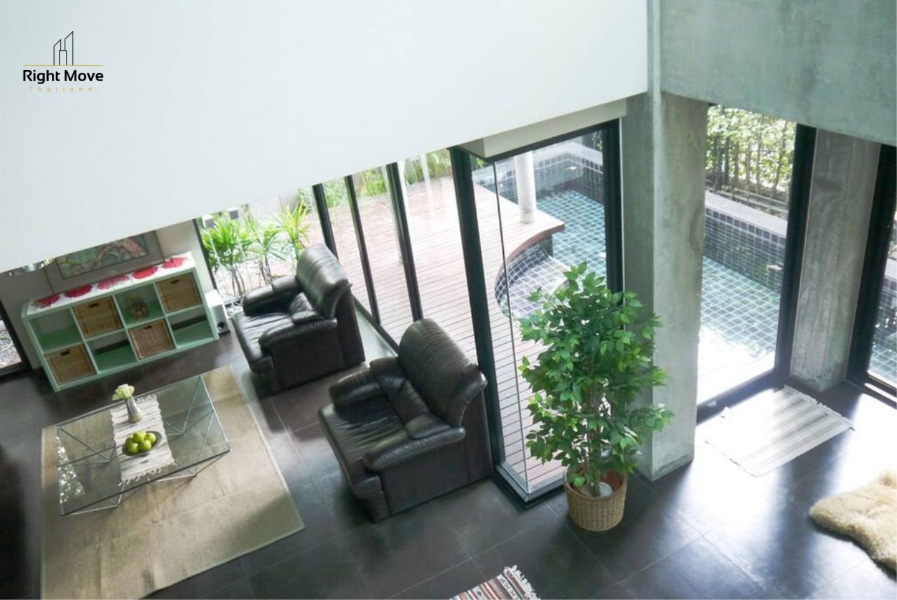 Right Move Thailand Agency's HR933 House with Private Pool For Rent 165,000 THB 3 Bedrooms 400 Sqm 4