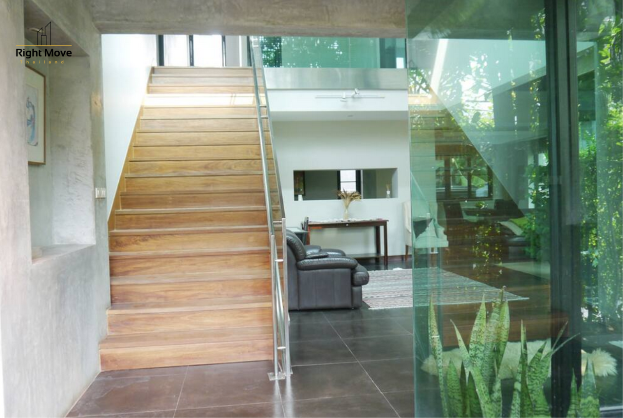 Right Move Thailand Agency's HR933 House with Private Pool For Rent 165,000 THB 3 Bedrooms 400 Sqm 1