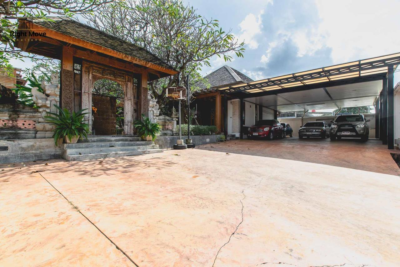Right Move Thailand Agency's HR593 Single House with Private pool For Sale 120,000,000 THB  6