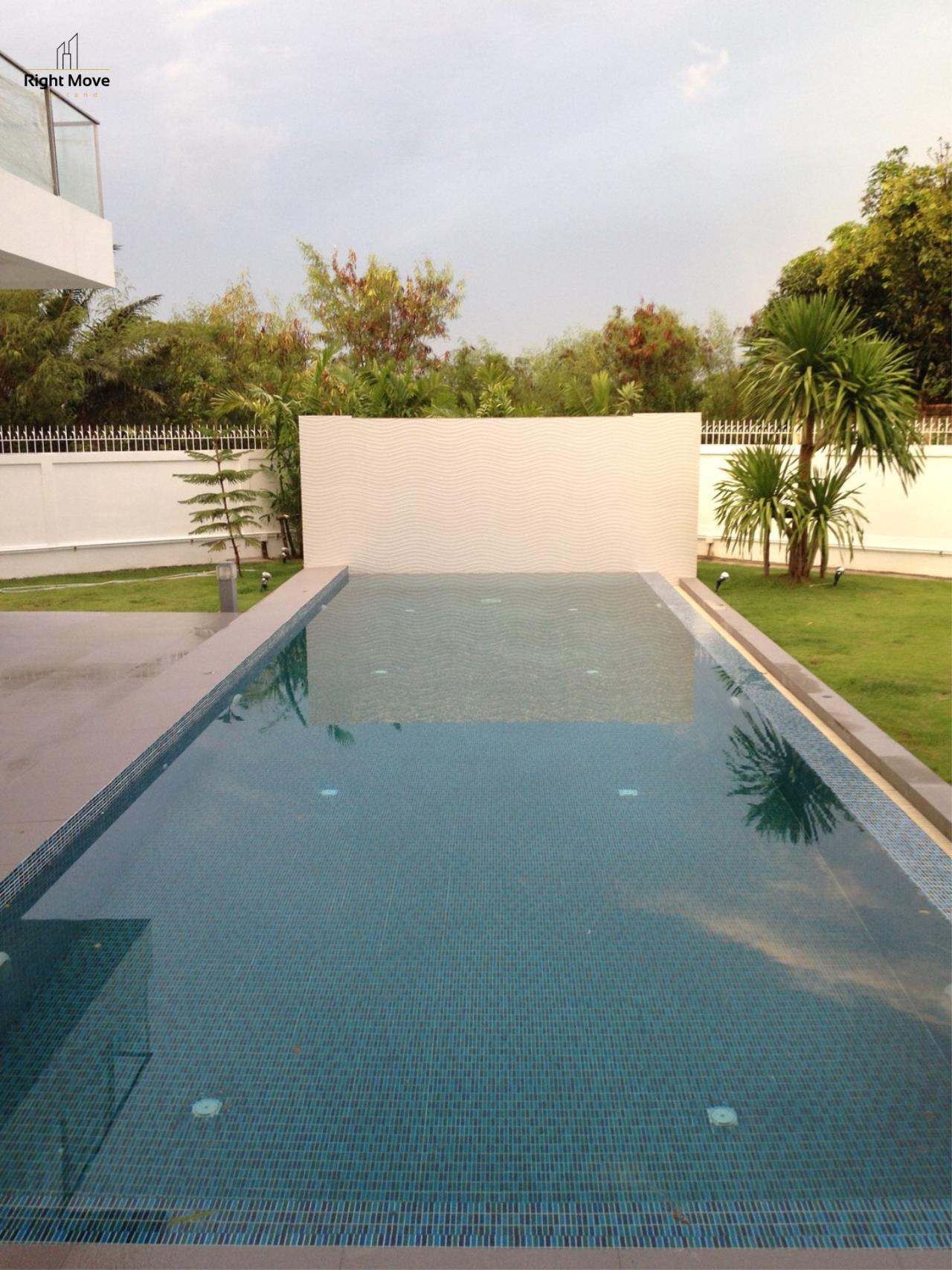 Right Move Thailand Agency's HR963 House with private pool - For Rent 180,000 THB 4 Bedrooms 450 Sqm 200 Sqw 2