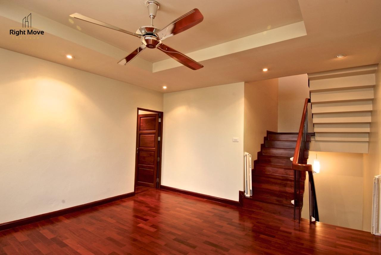 Right Move Thailand Agency's HR968 Single House For Rent 170,000 THB 4 Bedrooms 500 Sqm 4