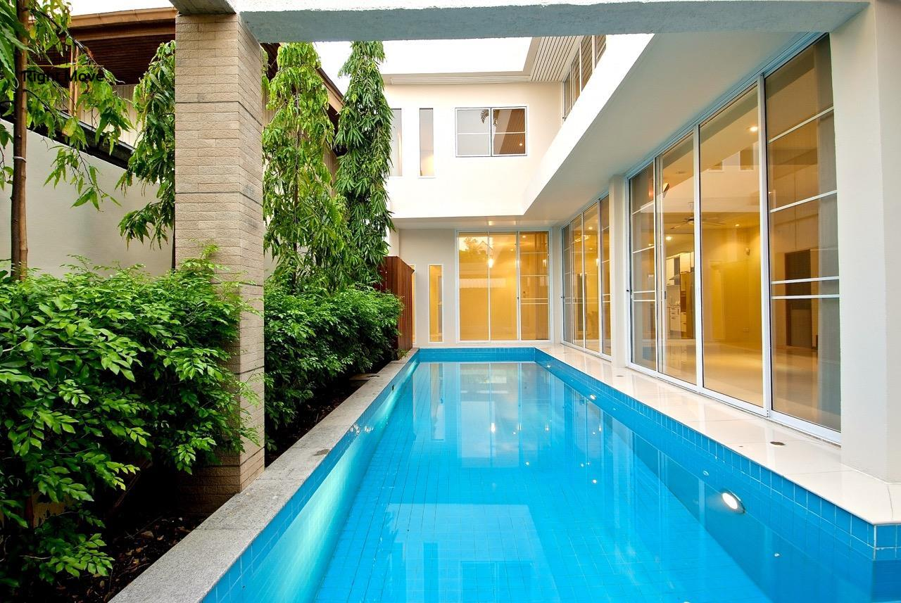 Right Move Thailand Agency's HR968 Single House For Rent 170,000 THB 4 Bedrooms 500 Sqm 8